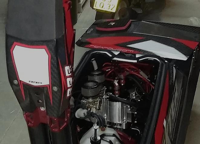 Jet-ski réparations et améliorations